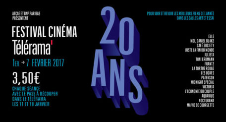 Les conseils programmation du festival cinéma Télérama