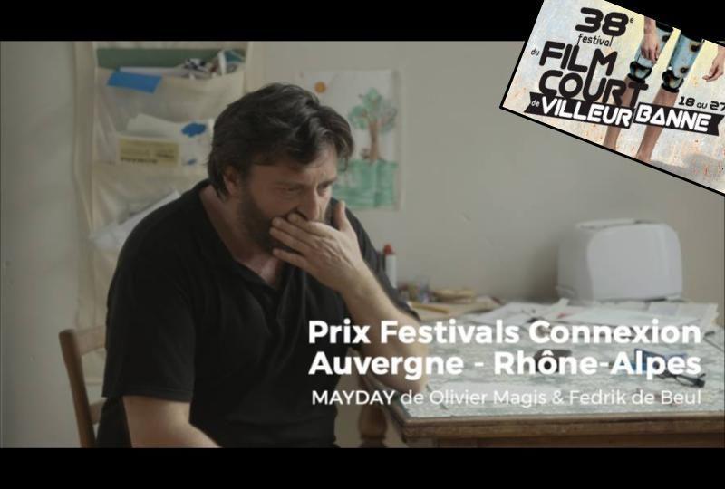 Prix Festivals Connexion au Festival du film court de Villeurbanne