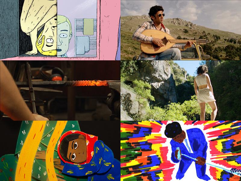 La Région fête le cinéma : le programme Mèche Courte